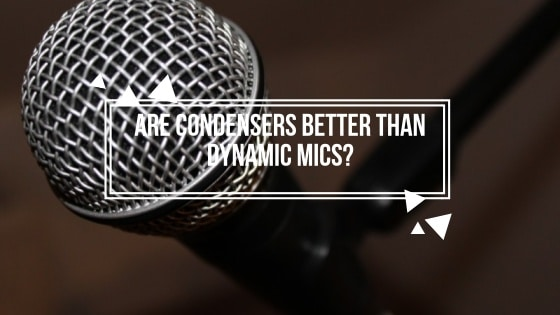 What Is A Condenser Microphone